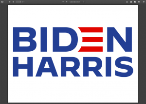 Campaign sign for download